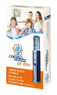Acqua Drink in Box - Idea regalo per la casa