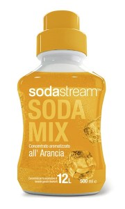 Concentrato all'Arancia Soda Mix SodaStream