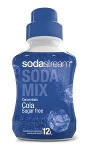 Concentrato Cola sugar Free Soda Mix SodaStream