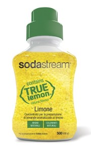 Concentrato al Limone Soda Mix SodaStream